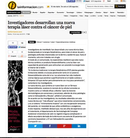 terapia-laser-intermedic-lainformacion