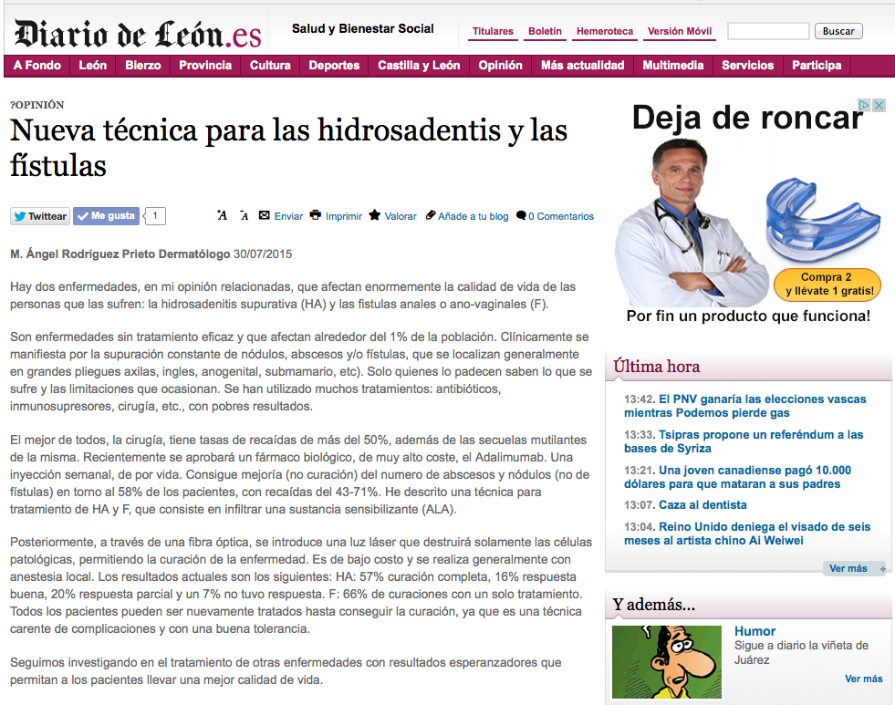 Multidiode PDT 630™ - Diario de León