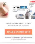 INTERmedic en ArabHealth 2014