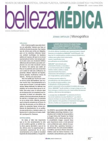 Silklase™ en la revista Belleza Médica de febrero 2016
